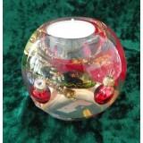 Merry Christmas Mercur Teelichthalter