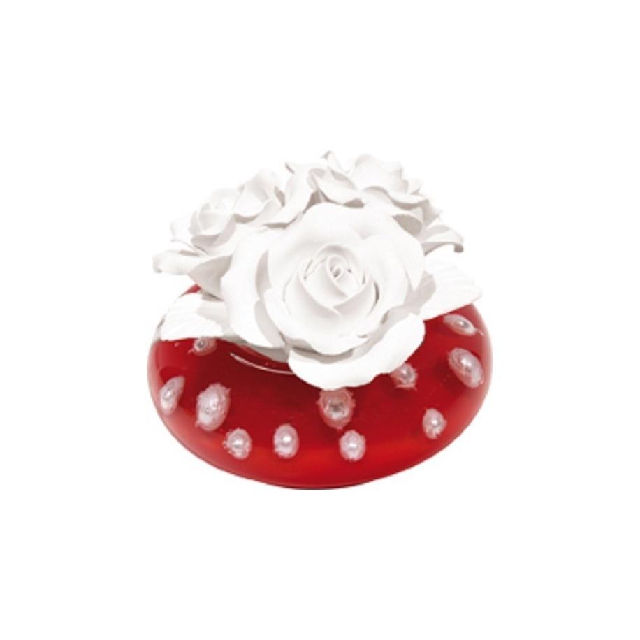 Duftrose Rose Bouquet Rouge La Flora Duftlampe