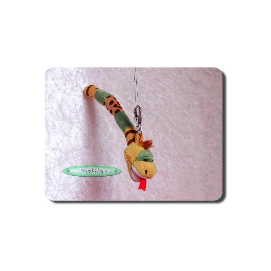 Schlüsselanhänger Lolongo die Schlange