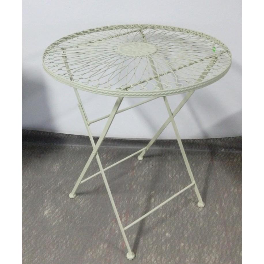 Tisch Fiore   70 cm zusammenklappbar
