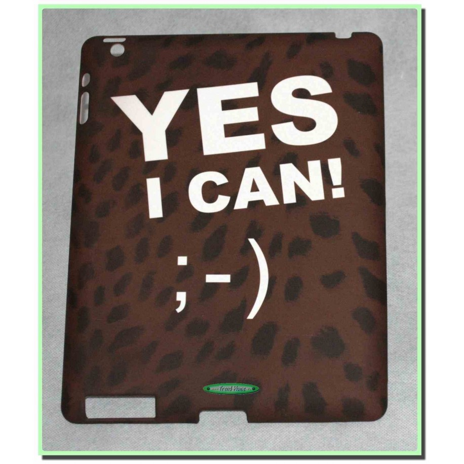 Cover Yes I can ...