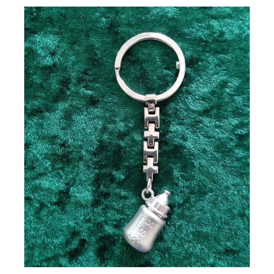 Schlüsselanhänger Nuckelflasche