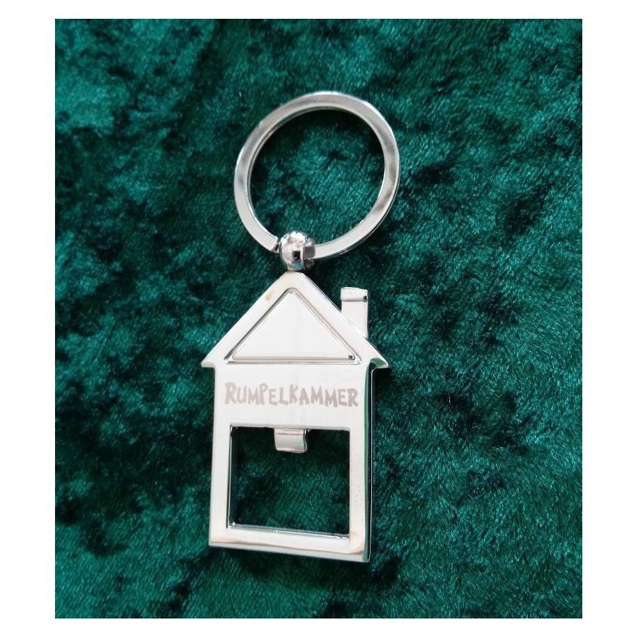 Schlüsselanhänger und Flaschenöffner Gilde
