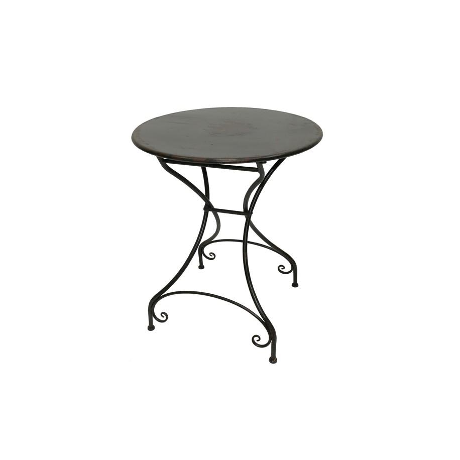 Tisch Tara 60 cm aus Metall