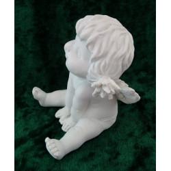 Engel Lucy Mini auf Rücken liegend