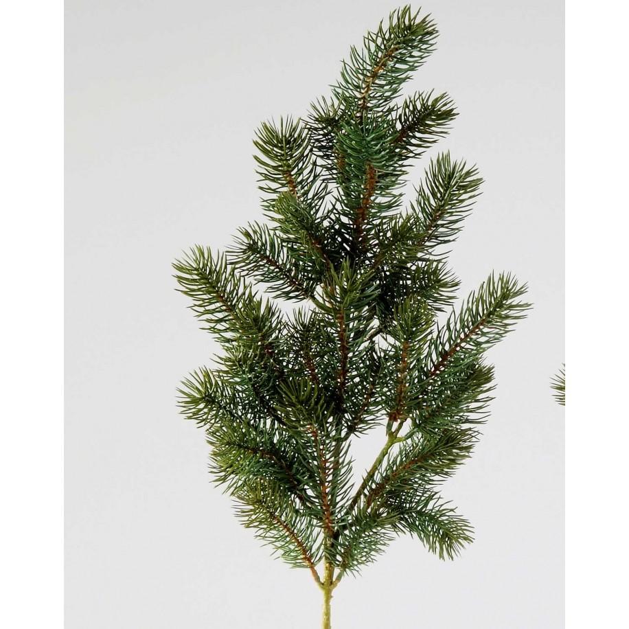 Zweig Tanne 48 cm grün