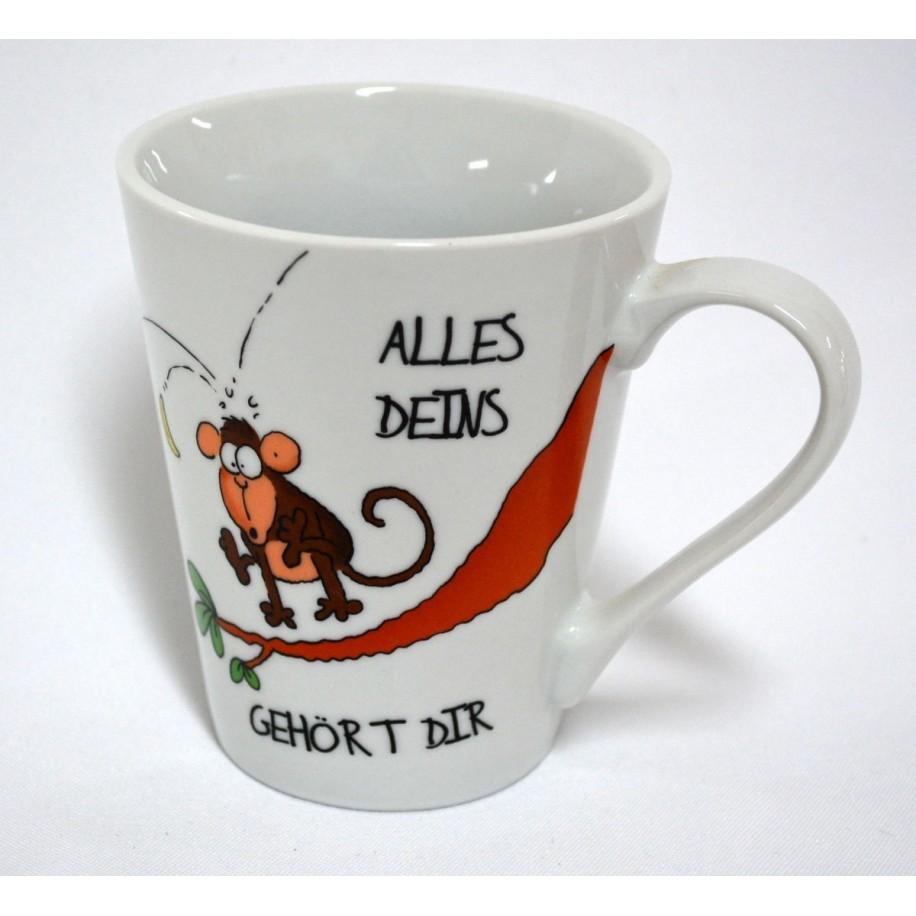 Tasse Alles Deins ... Gilde